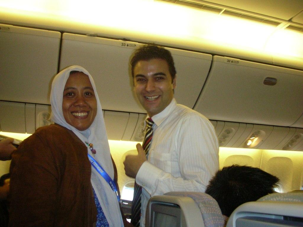 Foto Perjalanan Jamaah Umroh Arminareka Perdana 2011