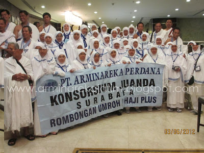 Umroh Gratis & Tour Leader Umroh Arminareka Perdana Travel Haji Plus dan Umroh