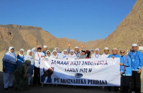 Biaya Haji Plus Arminareka Perdana 2012