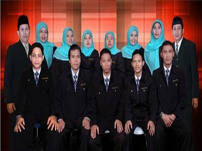 Struktur Organisasi PT Arminareka Perdana