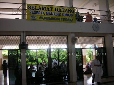 Manasik Umroh dan Haji Plus Arminareka Perdana Surabaya 2012