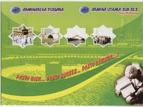 Marketing Plan Arminareka Perdana