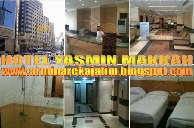 Hotel Yasmin Makkah