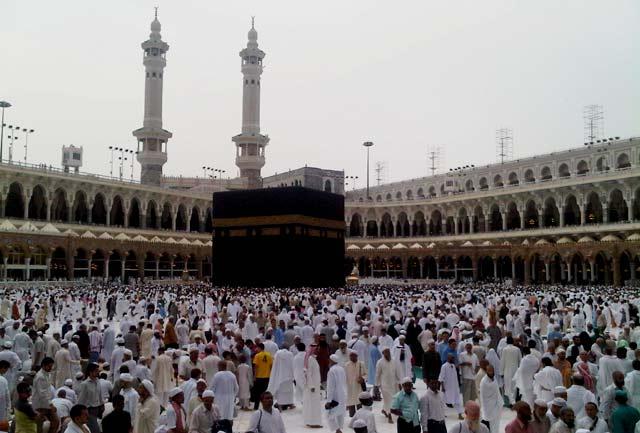 Umroh Full Ramadhan Shalat Idul Fitri di Masjidil Haram Paket 31 Hari 11 Juli 2013 Arminareka Perdana