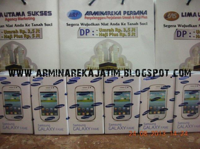 Bonus Samsung Galaxy Fame Grand Note II Pendaftaran Paket Perwakilan Arminareka Perdana www.arminarekajatim.blogspot.com